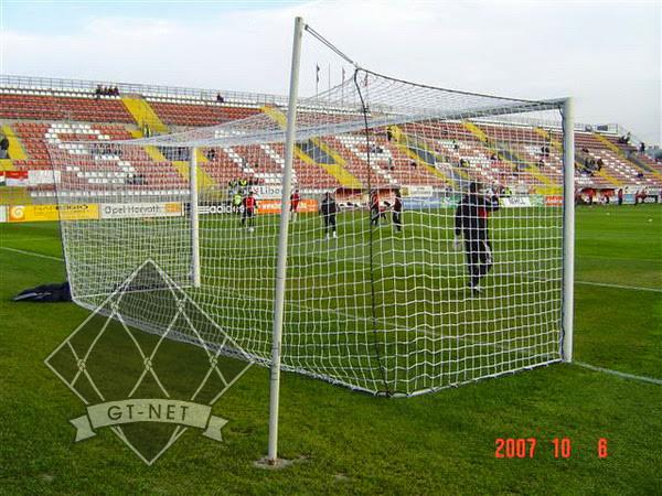 005 Kapuháló+ labdafogóhálók FC SOPRON