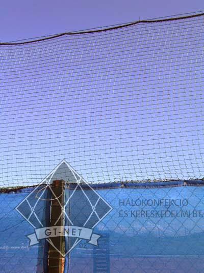 021 Tenisz-pályaháló + háttérháló