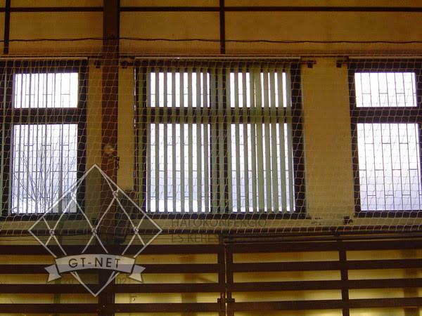 027 Ablakvédő-, labdafogó-,  HOLCIM SC. - Miskolc
