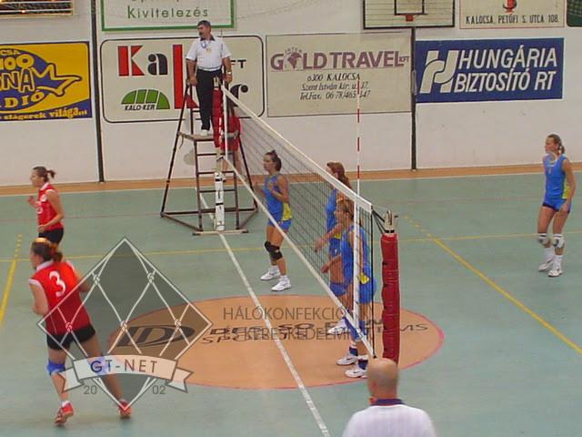 058 Röplabdaháló - Kalocsai Sport Egyesület