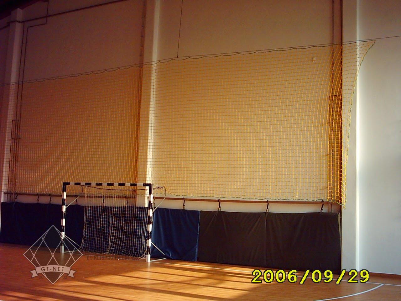068 Labdafogóháló - Mezőtúr Városi Sportcsarnok