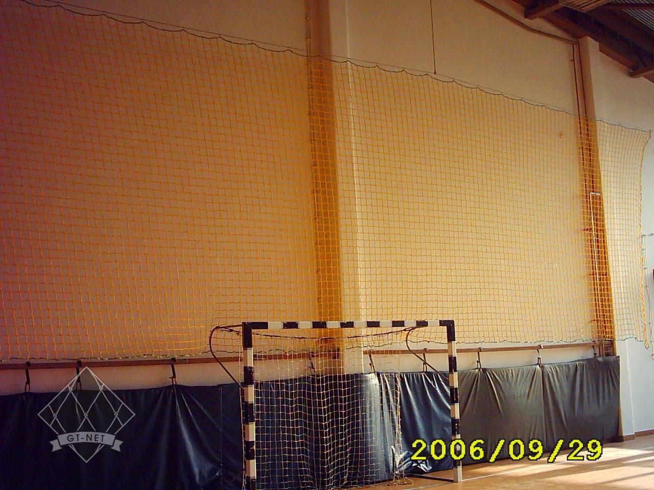 069 Labdafogóháló - Mezőtúr Városi Sportcsarnok